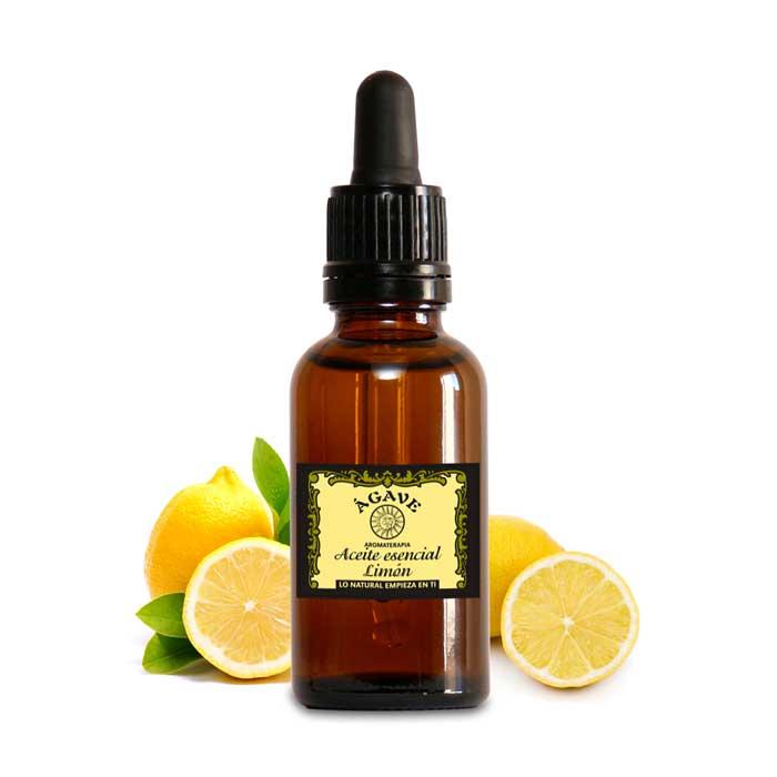 ACEITE ESENCIAL DE LIMÓN Citrus medica limonum
