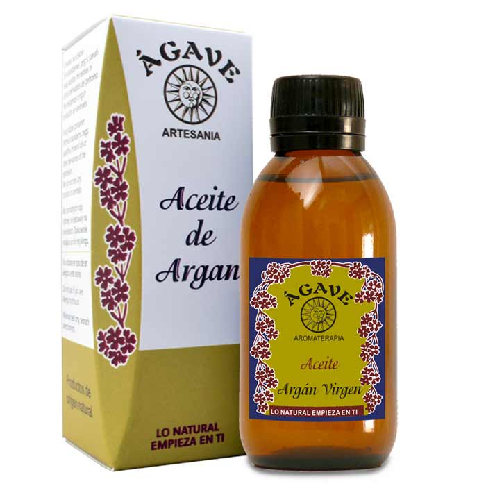 ACEITE VEGETAL DE ARGÁN VIRGEN nutrición a todas las pieles