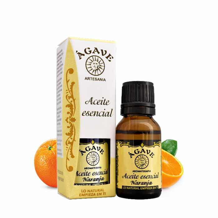 ACEITE ESENCIAL DE NARANJA AMARGA Citrus aurantium
