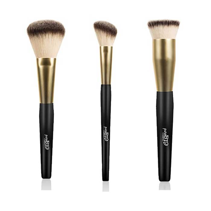 SET BROCHAS DE MAQUILLAJE FACIAL