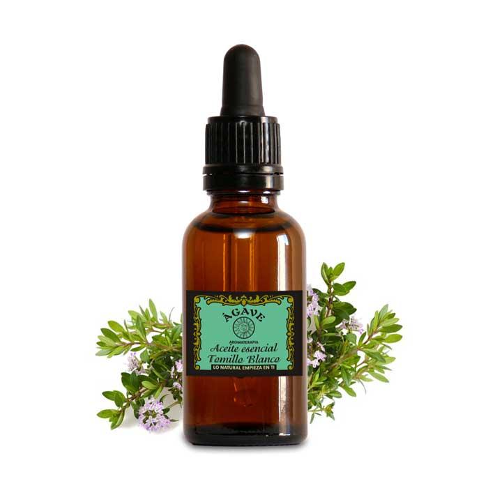 ACEITE ESENCIAL DE TOMILLO BLANCO Thymus vulgaris